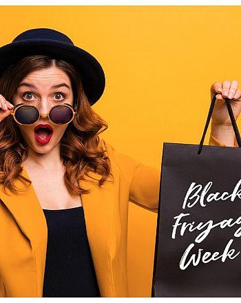 BLACK FRIYAY WEEKEND