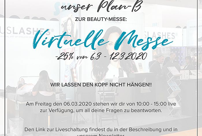 Plan B Zur Beauty Messe Düsseldorf