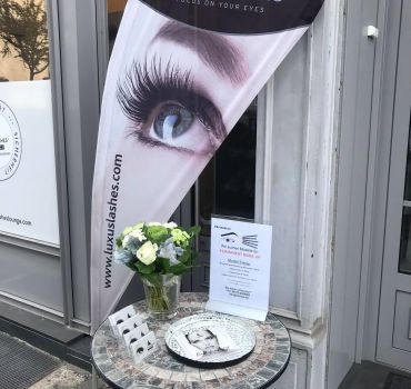 Luxuslasheslounge Bad Homburg