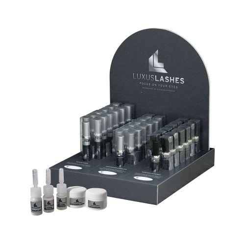 Display cosmetics