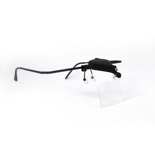 LED Lupenbrille