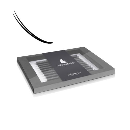 FOCONYES STEP LASHES D-Curl